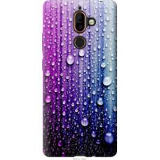 Чехол на Nokia 7 Plus Капли воды (3351u-1354)
