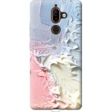 Чехол на Nokia 7 Plus Пастель (3981u-1354)