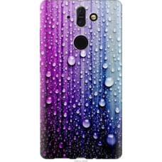 Чехол на Nokia 8 Sirocco Капли воды (3351u-1619)