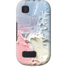 Чехол на Nokia Asha 200 Пастель (3981u-247)