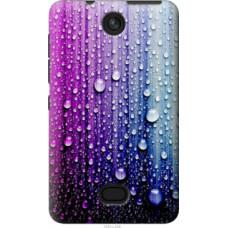 Чехол на Nokia Asha 501 Капли воды (3351u-209)