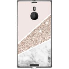 Чехол на Nokia Lumia 1520 Пастельный мрамор (4342u-314)
