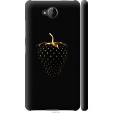 Чехол на Nokia Lumia 650 Черная клубника (3585c-393)