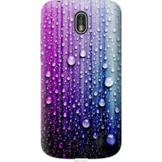 Чехол на Nokia 1 Капли воды (3351u-1373)