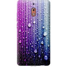 Чехол на Nokia 2.1 Капли воды (3351u-1532)