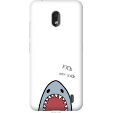 Чехол на Nokia 2.2 Акула (4870u-1706)