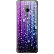 Чехол на Nokia 230 Капли воды (3351u-339)