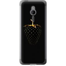 Чехол на Nokia 230 Черная клубника (3585u-339)