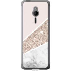 Чехол на Nokia 230 Пастельный мрамор (4342u-339)