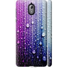 Чехол на Nokia 3.1 Капли воды (3351c-1530)