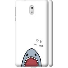 Чехол на Nokia 3 Акула (4870c-818)