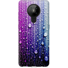 Чехол на Nokia 5.3 Капли воды (3351u-2102)