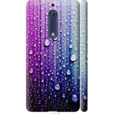 Чехол на Nokia 5 Капли воды (3351c-804)