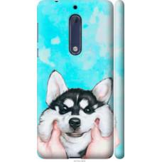 Чехол на Nokia 5 Улыбнись (4276c-804)