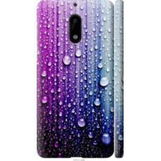 Чехол на Nokia 6 Капли воды (3351c-898)