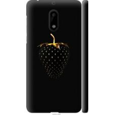 Чехол на Nokia 6 Черная клубника (3585c-898)