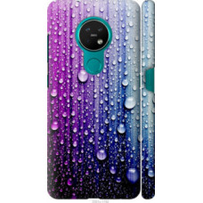 Чехол на Nokia 6.2 Капли воды (3351c-2018)