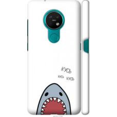 Чехол на Nokia 6.2 Акула (4870c-2018)