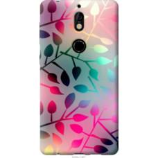 Чехол на Nokia 7 Листья (2235u-1367)