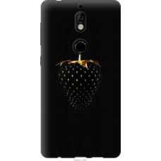 Чехол на Nokia 7 Черная клубника (3585u-1367)