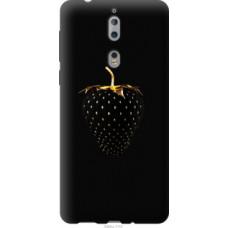 Чехол на Nokia 8 Черная клубника (3585u-1115)
