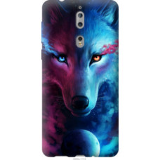 Чехол на Nokia 8 Арт-волк (3999u-1115)