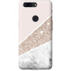 Чехол на OnePlus 5T Пастельный мрамор (4342u-1352)