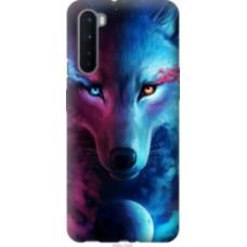 Чехол на OnePlus Nord Арт-волк (3999u-2046)