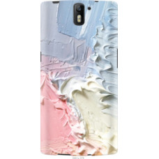 Чехол на OnePlus 1 Пастель (3981u-379)