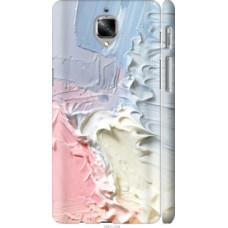 Чехол на OnePlus 3T Пастель (3981c-1617)
