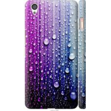 Чехол на OnePlus X Капли воды (3351c-385)