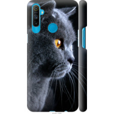 Чехол на Realme C3 Красивый кот (3038c-1889)