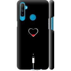Чехол на Realme C3 Подзарядка сердца (4274c-1889)