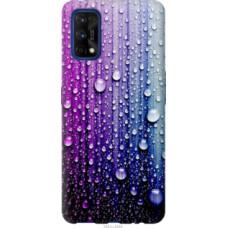 Чехол на Realme 7 Pro Капли воды (3351u-2082)