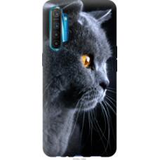Чехол на Realme XT Красивый кот (3038u-1868)