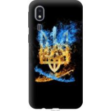 Чехол на Samsung Galaxy A2 Core A260F Герб (1635u-1683)