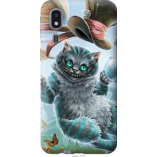 Чехол на Samsung Galaxy A2 Core A260F Чеширский кот 2 (3993u-1683)