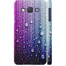 Чехол на Samsung Galaxy A3 A300H Капли воды (3351c-72)