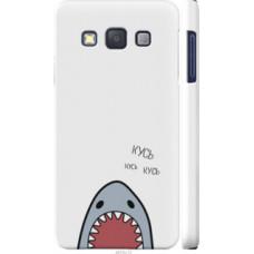 Чехол на Samsung Galaxy A3 A300H Акула (4870c-72)