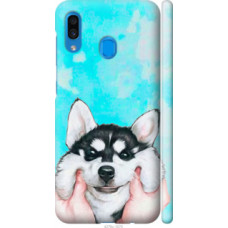 Чехол на Samsung Galaxy A30 2019 A305F Улыбнись (4276c-1670)