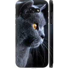 Чехол на Samsung Galaxy A5 (2017) Красивый кот (3038c-444)