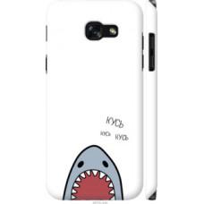 Чехол на Samsung Galaxy A5 (2017) Акула (4870c-444)