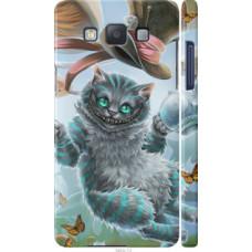 Чехол на Samsung Galaxy A5 A500H Чеширский кот 2 (3993c-73)