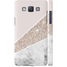 Чехол на Samsung Galaxy A5 A500H Пастельный мрамор (4342c-73)