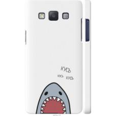 Чехол на Samsung Galaxy A5 A500H Акула (4870c-73)