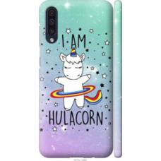 Чехол на Galaxy A30s A307F I'm hulacorn (3976c-1804)