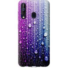 Чехол на Samsung Galaxy A60 2019 A606F Капли воды (3351u-1699)