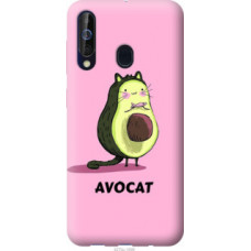 Чехол на Samsung Galaxy A60 2019 A606F Avocat (4270u-1699)