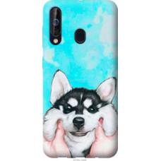 Чехол на Samsung Galaxy A60 2019 A606F Улыбнись (4276u-1699)