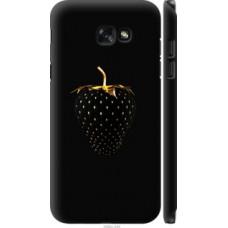 Чехол на Samsung Galaxy A7 (2017) Черная клубника (3585c-445)
